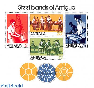 Steel bands s/s