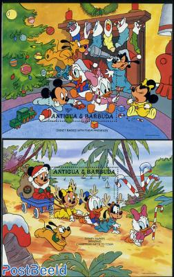 Christmas, Disney 2 s/s