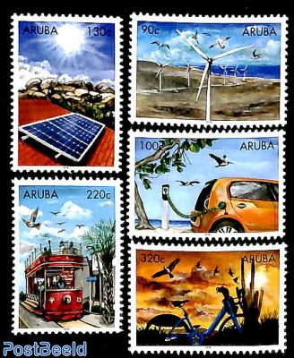 Sustainable energy 5v