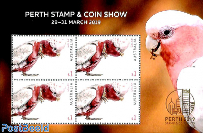 Perth stamp show s/s