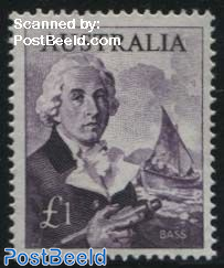 1Pound, Stamp out of set