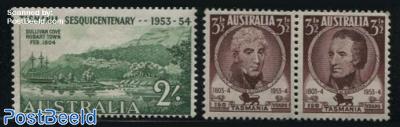 Tasmania 3v (1v+[:])