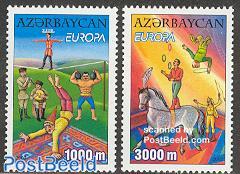 Europa, circus 2v