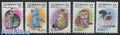Definitives, cats 5v