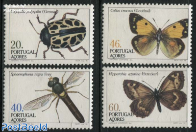 Insects 4v
