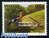 Europa, environment protection, bird 1v