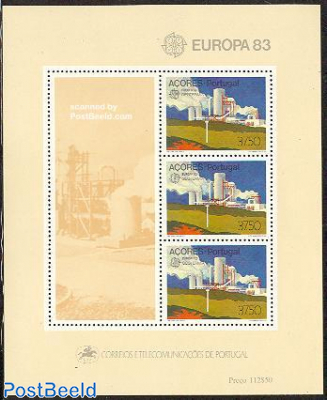 Europa, Geothermic plant s/s