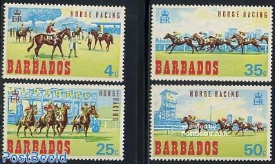 Horse races 4v