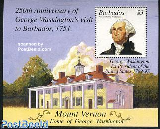 George Washington s/s