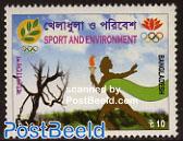 Sport & environment 1v