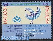 Asian art biennale 1v
