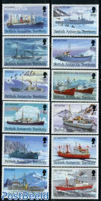 Ships 12v