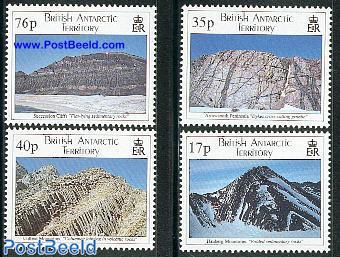 Geologic formations 4v