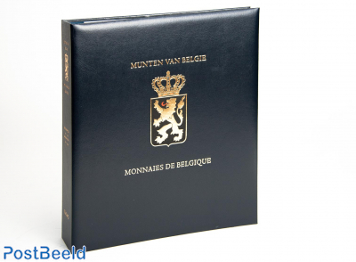 Luxe currency binder I (Leopold I and II)
