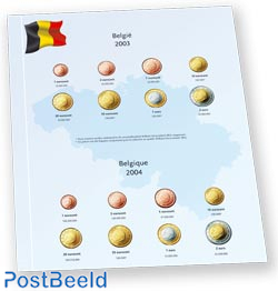 Luxe supplement Kosmos Euro Belgium 2003/2004