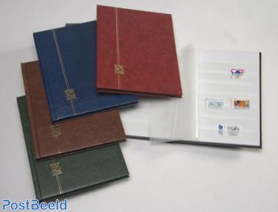 Stockbooks C Blue