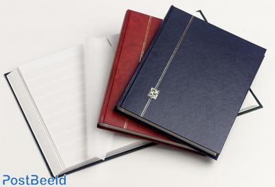 Stockbook F Blue