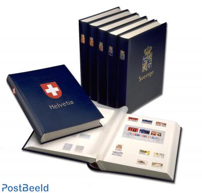 Stockbook G (Switzerland)