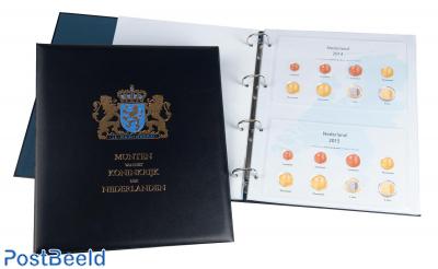 Euro Album Deluxe King Willem Alexander