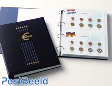 Luxe coin album Kosmos first 12 Euro countries