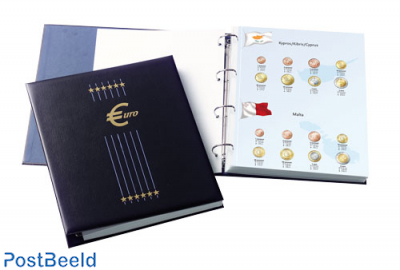 Luxe coin album Cosmos Euro later participating countries
