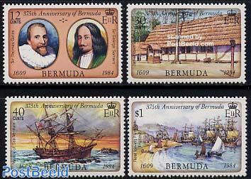 Discovery of Bermuda 4v