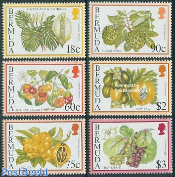 Fruits 6v (without year)