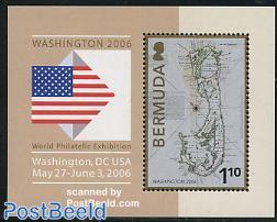 Washington 2006, Map s/s