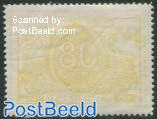 80c, Sulfuryellow, Stamp out of set