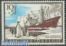 Antarctic expedition 1v