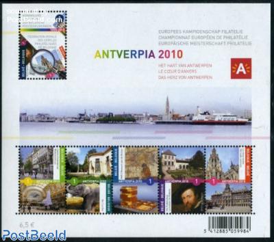 Antverpia 2010 S/s
