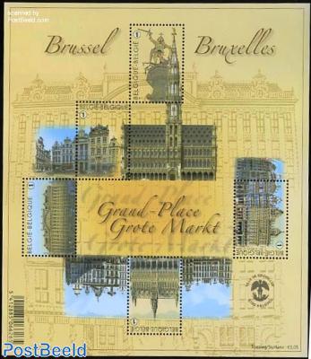 Grand market Brussels 5v m/s