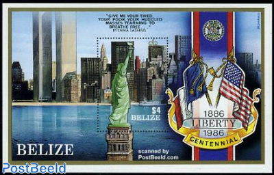 Statue of Liberty s/s