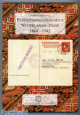 NVPH Postmark Catalogue  Netherlands-Indies (1864-1942)