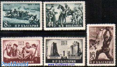 Liberation from Turks 5v