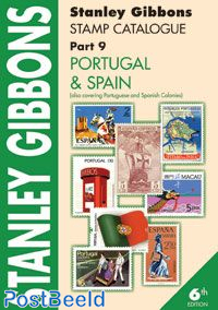 Stanley Gibbons Europe Volume 9: Portugal and Spain