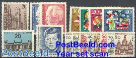 Year set 1964 (17v)