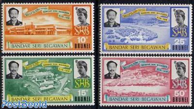 Bandar Seri Begawan 4v