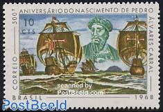 P.A. Cabral 1v