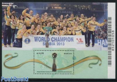 Handball World Champion s/s