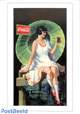 Coca Cola 7 million drinks a day