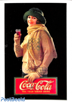 Coca Cola the year round drink
