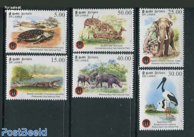 Yala National park 6v