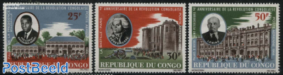 Congo revolution 3v