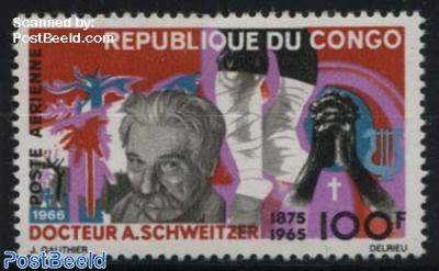 A. Schweitzer 1v