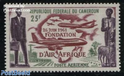 Air Afrique 1v