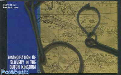 Slave emancipation prestige booklet