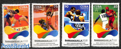 Baranquilla games 4v