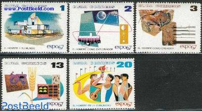 Expo Montreal 5v