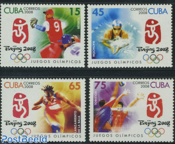 Olympic Games Beijing 4v